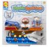Набор игрушек для ванны Alex Пираты 8 см 699N