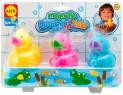Набор игрушек для ванны Alex Магнитные уточки 823D