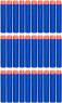 Набор стрел для бластеров Nerf Элит 30 шт синий оранжевый для мальчика A0351