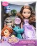 Игровой набор Jakks Disney Princess София с 3 питомцами