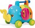 Развививающая игрушка Tomy Слонёнок-Оркестр ТО72377
