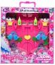 Игровой набор 1Toy Красотка замок для кукол Колокольчик 29 предметов Т56583