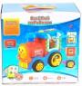 Развивающая игрушка Zhorya  Oбучающий  паровозик Умный Я Х75382