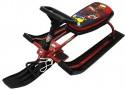 Снегокаты Navigator Ben 10 до 55 кг красный металл пластик СН91057