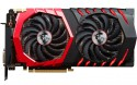 Видеокарта 8192Mb MSI GeForce GTX 1080 GAMING X 8G  PCI-E 256bit GDDR5X DVI HDMI DP Retail