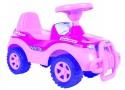Каталка-машинка R-Toys Джипик POLICE розовый от 8 месяцев пластик ОР105