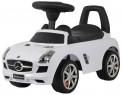 Каталка-машинка R-Toys Mercedes-Benz белый от 1 года пластик 332