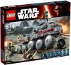 Конструктор Lego Star Wars Турботанк Клонов 903 элемента 75151