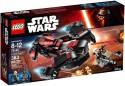 Конструктор Lego Star Wars Истребитель Затмения 363 элемента 75145