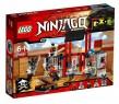 Конструктор Lego Ninjago: Побег из тюрьмы Криптариум 207 элементов 70591