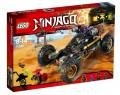 Конструктор Lego Ninjago: Горный внедорожник 406 элементов