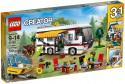 Конструктор Lego Creator: Кемпинг 792 элемента