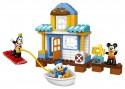 Конструктор Lego Duplo: Домик на пляже 48 элементов 10827