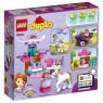Конструктор Lego Duplo: Волшебная карета Софии Прекрасной 30 элементов 10822