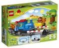 Конструктор Lego Duplo: Локомотив 45 элементов 10810