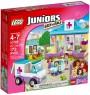 Конструктор Lego Juniors: Ветеринарная клиника Мии 173 элемента