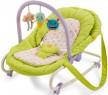 Шезлонг Happy Baby Nesty (green)