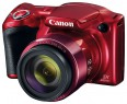 Фотоаппарат Canon PowerShot SX420 IS 20Mp 42xZoom красный 1069C002