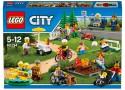 Конструктор Lego City Город Праздник в парке-жители 157 элементов 60134