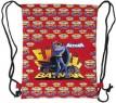 Сумка Action! Бэтмен:отважный и смелый красный BA-ASS5200/2/12 BA-ASS5200/2/12