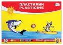 Пластилин ЮНЫЙ ХУДОЖНИК NEW со стеком, 16 цв., карт. уп., 224 г. 280046
