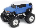 Автомобиль Welly Toyota FJ Cruiser - Big Wheel 1:34-39