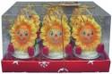 Набор свечей Winter Wings Тигренок с подсолнухом 9х6 см 6 шт N160934