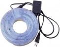Гирлянда электр. дюралайт,3 жилы,разноцветный,круглое сечение, диаметр 12 мм, 6м, 144 лампы, с контр