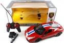 Машинка на радиоуправлении Shantou Gepai 1321-2A пластик от 3 лет красный 6927713322226