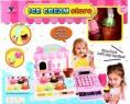 Игровой набор Shantou Gepai Магазин мороженого c кассой