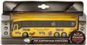Автобус Пламенный мотор 1:32 Автобус Школьный желтый 23 см 870167