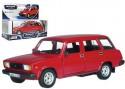 Автомобиль Autotime ЛАДА 2104 гражданская 1:34/39 красный Р40517