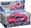 Автомобиль Autotime LADA GRANTA тест-драйв 1:36 розовый тест-драйв