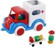 Машина Форма Скорая помощь ДС разноцветный 27.5 см