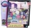 Игровой набор Hasbro Littlest Pet Shop рассказы о зверюшках B4482