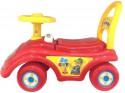 Каталка-машинка Shantou Gepai So Cute красный от 1 года пластик 632192