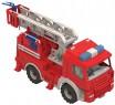 Пожарная машина Нордпласт Спецтехника красный 50 см