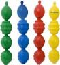 Развивающая цепь Miniland Блоки (24 элемента) 27361