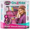 Набор для вязания Cra-Z-Art Стильная шапка-колпак от 8 лет 6 шт