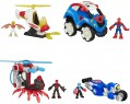 Игровой набор Hasbro Playskool Heroes Марвел фигурка и транспортное средство B0230 + игрушка трансформеры спасатели B4954