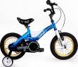 """Велосипед Royal baby Leopard 14"""" синий"""