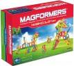 Магнитный конструктор Magformers Neon color set 60 элементов