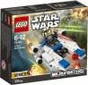Конструктор Lego Star Wars: Микроистребитель типа U™ 5702015866484