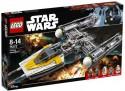 Конструктор Lego Star Wars Звёздный истребитель типа Y™ 740 элементов