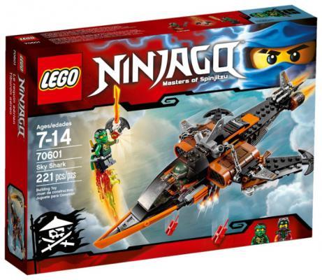 Конструктор Lego Ниндзяго Небесная акула 221 элемент 70601 от 123.ru