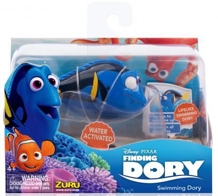 Интерактивная игрушка ZURU РобоРыбка Дори от 4 лет синий 25138D