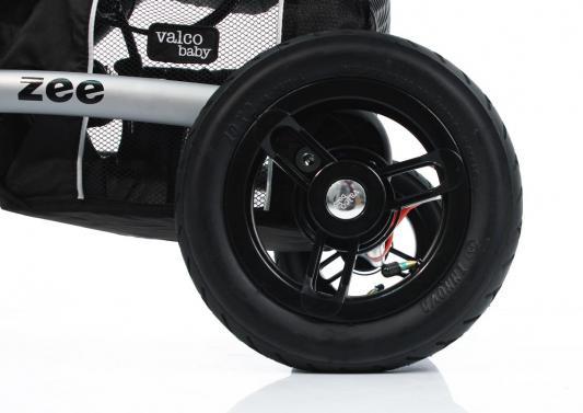 Пневмо колесо Valco baby для коляски Zee / Black (2шт.) (Valco Baby)