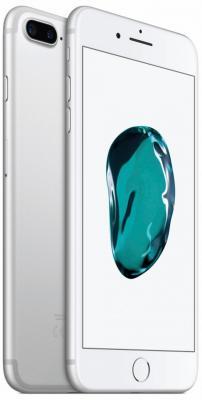 "Смартфон Apple iPhone 7 Plus серебристый 5.5"" 128 Гб NFC LTE Wi-Fi GPS 3G MN4P2RU/A от 123.ru"