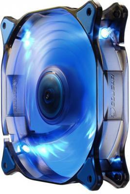 Фото Вентилятор COUGAR CF-D12HB-B 120x120x25мм 3pin 1200rpm синий. Купить в РФ