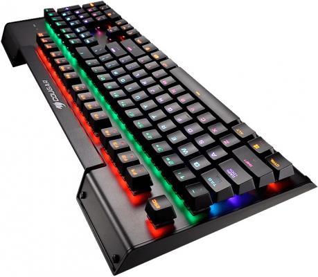 Фото Клавиатура проводная Cougar Ultimus USB черный. Купить в РФ